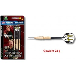 "Steeldart Winmau ""SIMON WHITLOCK BRASS"", 24 g.,"