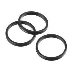 PRO GRIP RING BLACK BAGGED