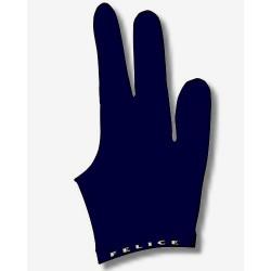 """Billard-Handschuh, FELICE """"DUNKELBLAU"""", für rechte und linke Hand,"""