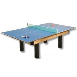 Billardtisch Tischtennis Auflage für alle Billardtische bis Größe 8 ft