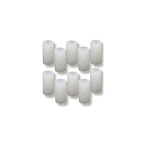 Ferrule für Schraubleder M-8 x 12