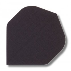 Nylon flights Schwarz Std