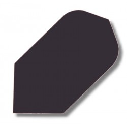 Nylon flights Schwarz Slim