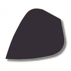 Nylon flights Schwarz Kite