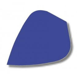 Nylon flights Blau Kite