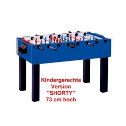 "Fußballkicker GARLANDO MASTER-CUP ""TELESKOP"" SHORTY , in der ""Safety-Version"" für Kinder- 73 cm hoch"