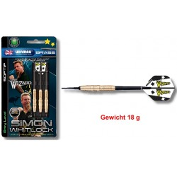 "Softdart Winmau ""SIMON WHITLOCK BRASS"" 18gr"
