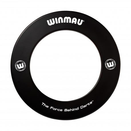 Winmau Dart-Catchring (Dart-Auffangring),schwarz