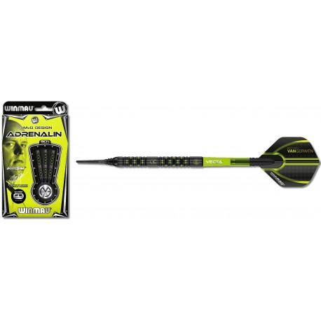 Winmau MvG Adrenalin Steeldart 1441 22 g, 23g oder 24 g