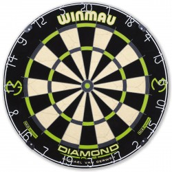 Dartboard WINMAU MvG Diamond Edition, 3014