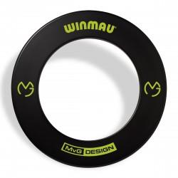 Winmau Dart-Catchring MvG - Edition(Dart-Auffangring), schwarz, 4417