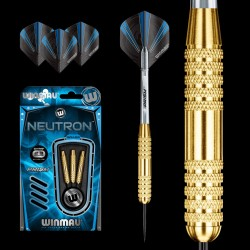 Winmau Neutron Brass Steeldart 1211 - 23g