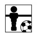 OUTDOOR Tischfussball