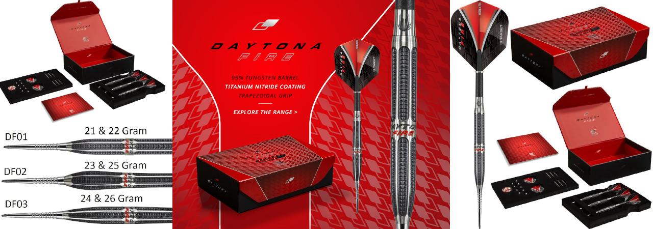 Daytona Fire Steel Announcement